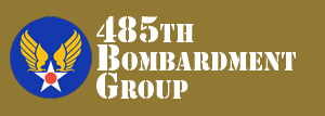 485th Bombardment Group Website Logo